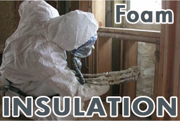 foam insulation in HI